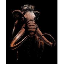Woolmammoth Art Engraving (Set of 2)