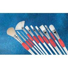 Synthetic Round Brush (Set of 3)