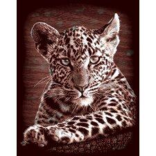 Oasis Leopard Cubs Scraperfoil