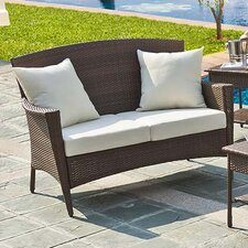 Key Biscayne Loveseat with Cushions