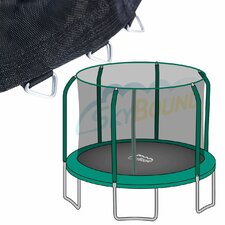 15' Bounce Pro Top Ring Net and Mat Premium Combo