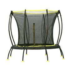Atmos 8' Trampoline with Safety Enclosure