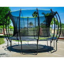 Stratos 14' Trampoline with Safety Enclosure