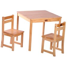 Boss Children's 3 Piece Table and Chair Set