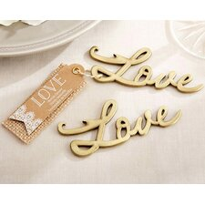 Love Bottle Opener (Set of 15)
