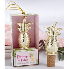 Pineapple Bottle Stopper (Set of 12)