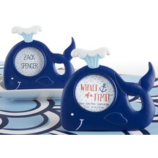 Nautical Whale Frame (Set of 12)