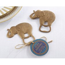 Lucky Elephant Bottle Opener (Set of 12)