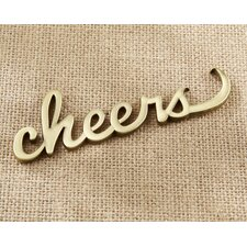 Cheers Bottle Opener (Set of 12)