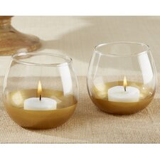 Glass Votive Holder (Set of 12)