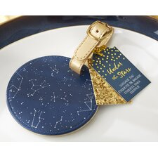 Under the Stars Constellation Luggage Tag (Set of 12)