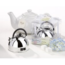 ''It's About Time - Baby is Brewing!'' Teapot Timer (Set of 10)