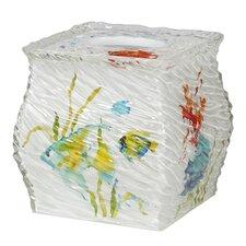 Rainbow Fish Tissue Box Cover