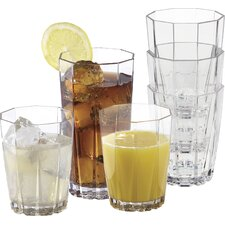 12 Piece Stackable Tumbler Set