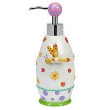Cute As a Bug Lotion Dispenser