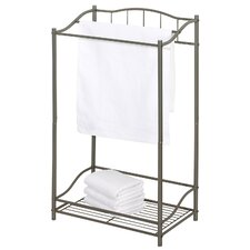 Complete Bath Free Standing Towel Rack
