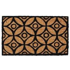Circles and Stars Doormat