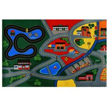 Child's Play Intercative Kids Area Rug