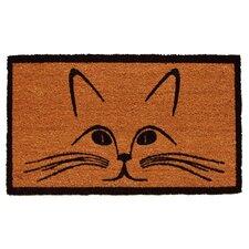 Purrfection Doormat