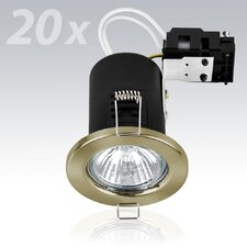 Fire Rated 8cm Downlight (Set of 20)