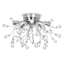 Shani 5 Light Semi-Flush Ceiling Light