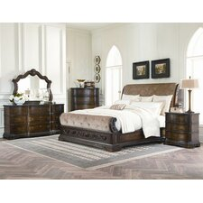 Pemberleigh Panel Customizable Bedroom Set