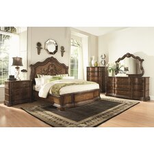 Pemberleigh Platform Customizable Bedroom Set