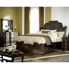La Bella Vita Platform Customizable Bedroom Set