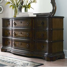 Pemberleigh 9 Drawer Dresser