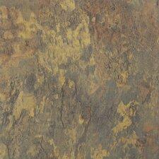 """Sterling 12"""" x 12"""" x 1.2mm Vinyl Tile in Beige/Brown (Set of 20)"""