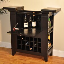 Gianna Spirit Bar with Wine Storage