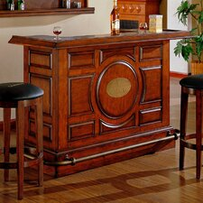 Guinness Deluxe Bar with Wine Storage