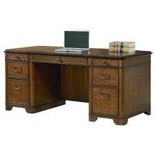Kensington Double Pedestal Executive Desk