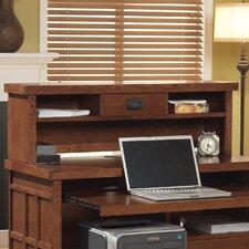 "Mission Pasadena Office 13.25"" H x 42"" W Desk Hutch"