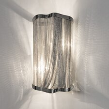 Atlantis 2 Light Wall Sconce