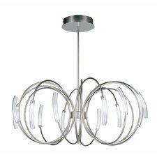 Hook 12 Light Globe Pendant