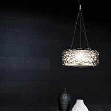Glamour Three Light Pendant
