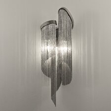 Stream 2 Light Wall Sconce