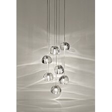 Mizu 7 Light Cluster Pendant