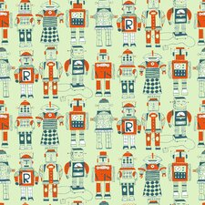 """15' x 27"""" Robots Wallpaper"""