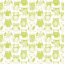 "15' x 27"" Owls Wallpaper"