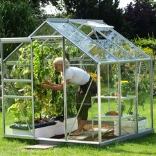 Venus 1.9m x 1.3m Greenhouse with Horticultural Glass