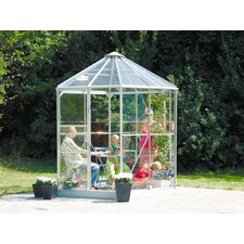 Hera Greenhouse with Horticultural Glass