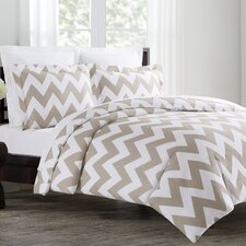 Chevron Duvet Cover Set