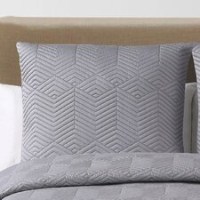 Monterey Quilted Cotton Euro Sham (Set of 2)