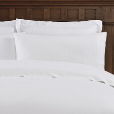 Washed Belgian Linen Pillow Cases (Set of 2) (Set of 2)