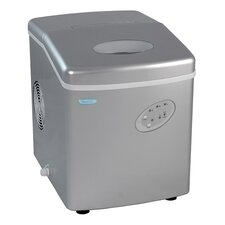 "11.75"" W 28 lb. Portable Ice Maker"