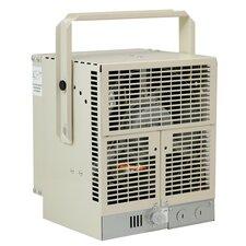 5,000 Watts Fan Forced Wall/Ceiling Electric Garage Space Heater