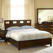Riva Panel Bed