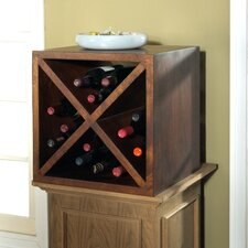 Palindrome 16 Bottle Floor Wine Rack